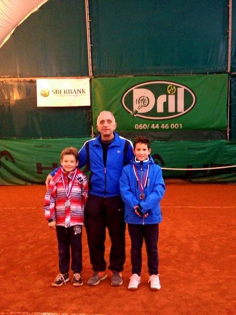 Dragan Ilić sa finalistima TK Dril